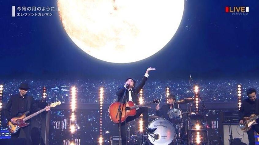 今宵 の 月 の よう に