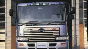 国内4メーカーフラッグシップたる大型トラックたち!!【2000年前後】~UDトラックス、いすゞ、ふそう、日野~